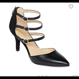 Liz Claiborne Womens Hara Pumps Spike Heel-NEW